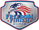 Freedom Finish Works Logo